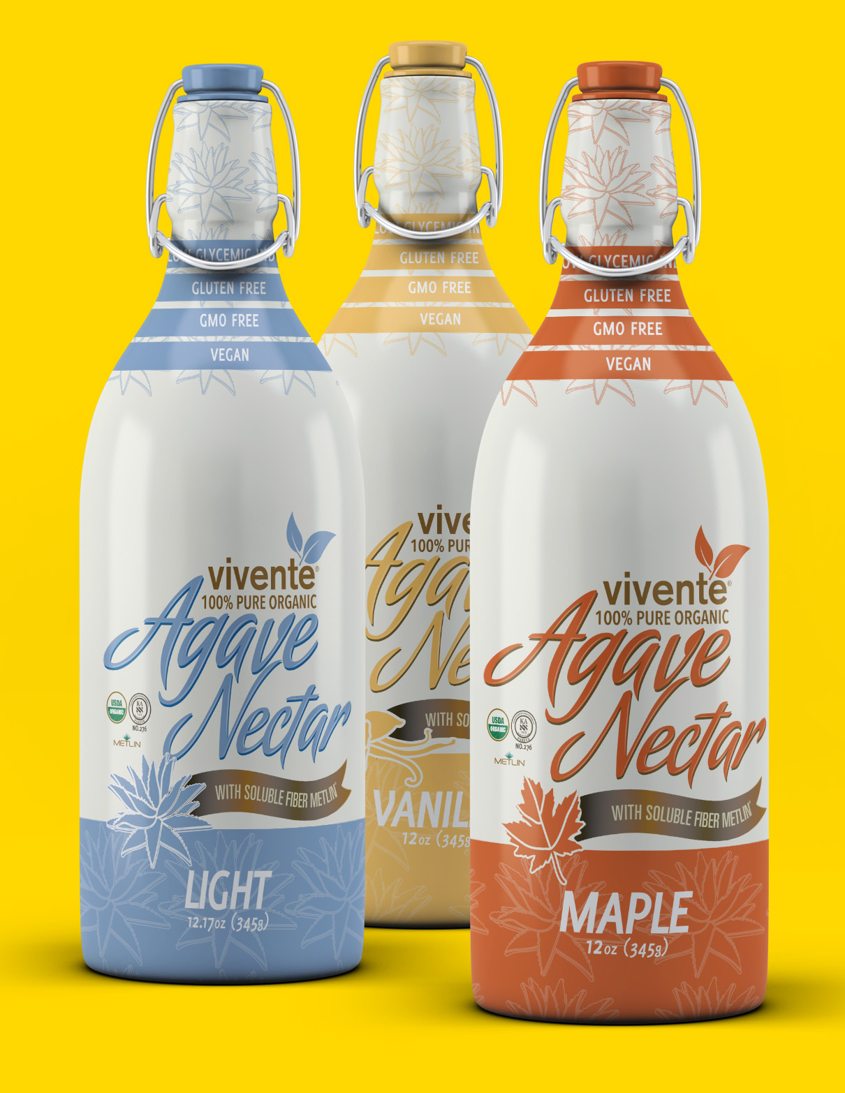 vivente agave nectar package