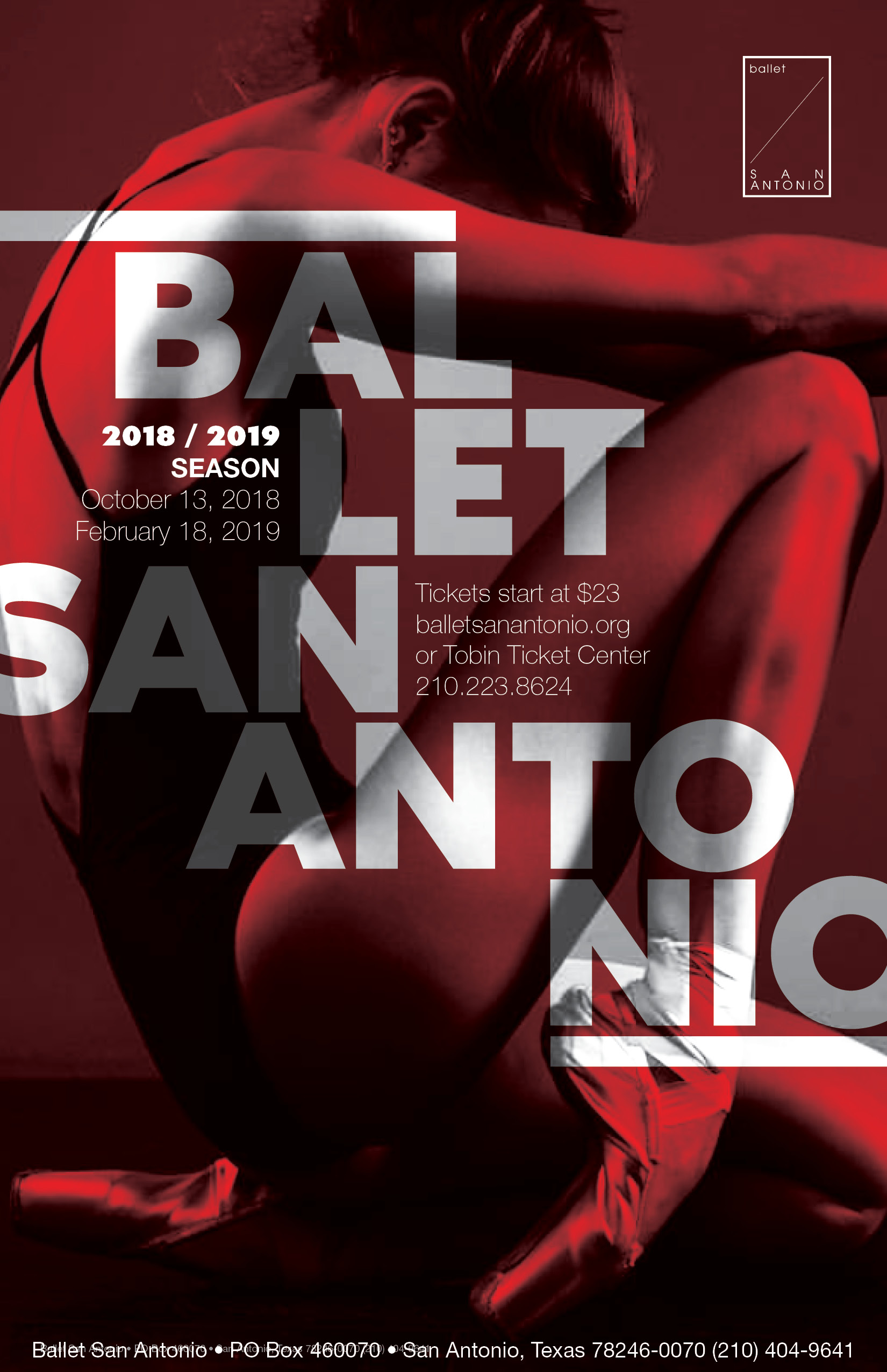 ballet posters 2018