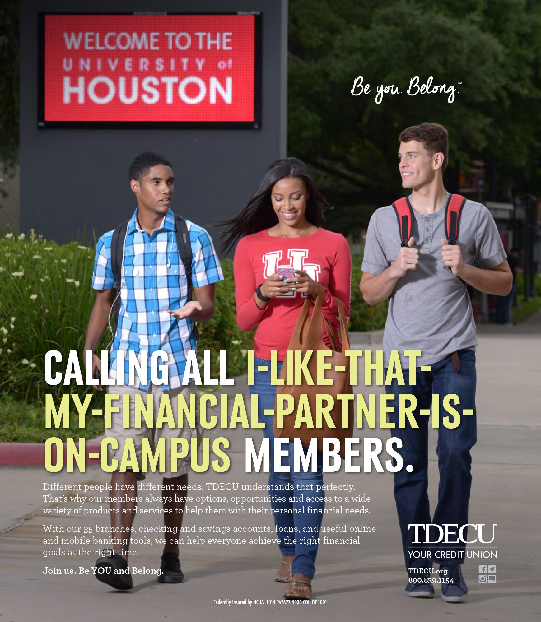UH Campus Ad